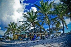 Anageda beach shack