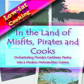 Cover of Chef Michael Bennett's cookbook