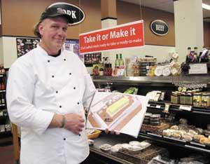 Chef Michael Bennett
