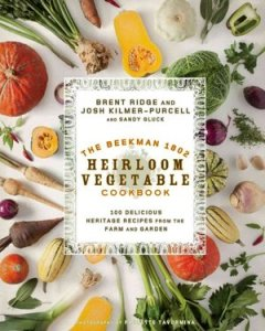 Natural veggie cookbook