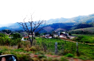 traveling across Brazils countryside #96hoursinbrazil