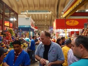 Sao Paluo Cento market